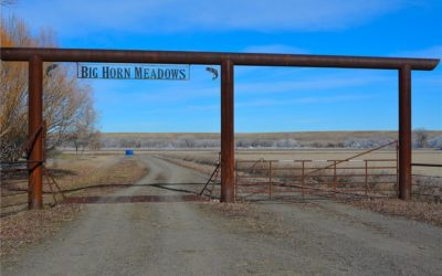 5 acre tracts on the Bighorn River in Montana